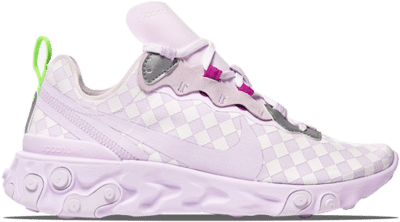 "Nike Wmns React Element 55 ""Barely Grape"" CN0146-500"