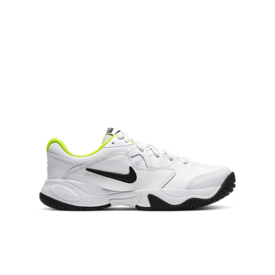 NikeCourt Jr. Lite 2 Wit CD0440-104
