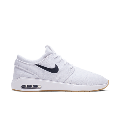 Nike SB Air Max Stefan Janoski 2 White  AQ7477-102