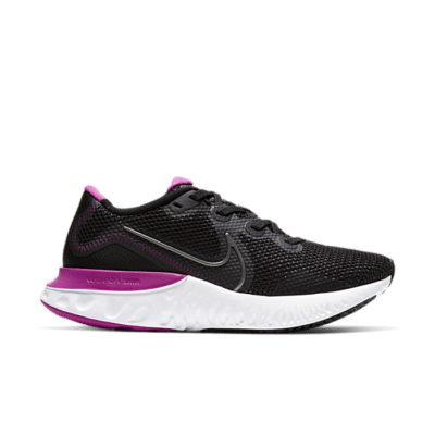 Nike Renew Run Black White (W) CK6360-004