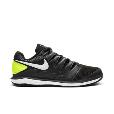 NikeCourt Air Zoom Vapor X Black Volt AA8030-009