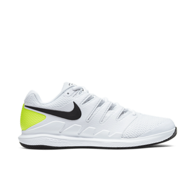 NikeCourt Air Zoom Vapor X White Volt AA8030-107