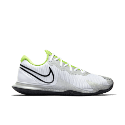 NikeCourt Air Zoom Vapor Cage 4 Hardcourt Wit CD0424-100