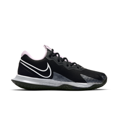 NikeCourt Air Zoom Vapor Cage 4 Hardcourt Zwart CD0431-001