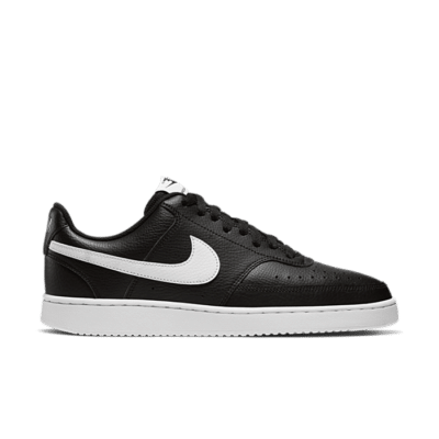 Nike Court Vision Low Black White CD5463-001