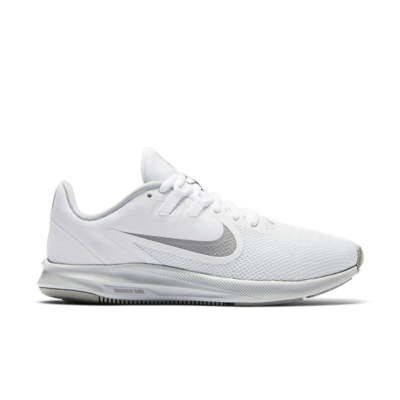 Nike Downshifter 9 Wit AQ7486-100