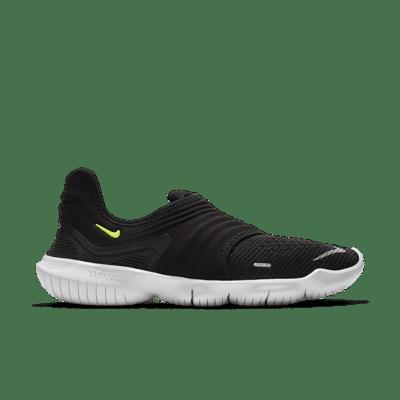 Nike Free RN Flyknit 3.0 Zwart AQ5708-001