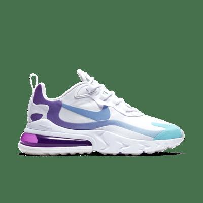 "Nike Wmns Air Max 270 React ""White"" AT6174-102"