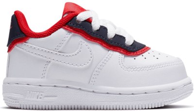 Nike Air Force 1 Double White BV1086-101