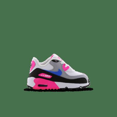 Nike Air Max 90 Leather White 833379-107