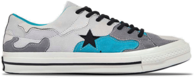 "Converse One Star Ox Vintage ""White"" 165917C"