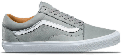 "Vans Old Skool Premium Leather ""Grey"" VN0A38G1MRZ"