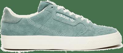 adidas Continental Vulc Raw Green EF5998