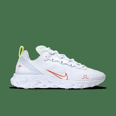 Nike React Element 55 White CU3009-101