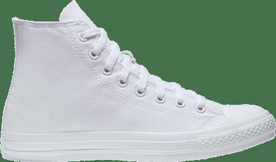 Converse Chuck Taylor All Star High 'White Monochrome' White 1U646F