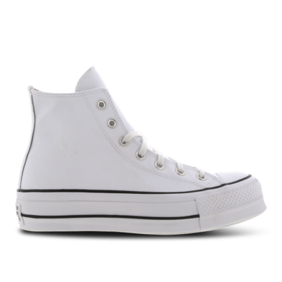 Converse Chuck Taylor All Star Platform High Leather White 561676C