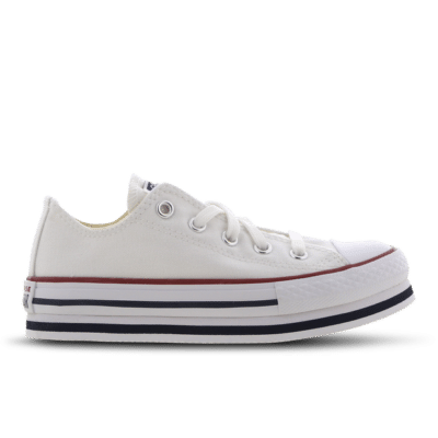 Converse Chuck Taylor All Star Platform White 668028C