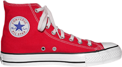 Converse Chuck Taylor All Star Hi GS 'Red' Red 3J232