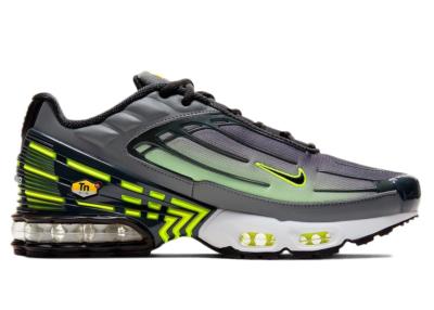 """Nike AIR MAX PLUS III """"SMOKE GREY"""" CD7005-002"""
