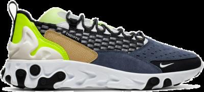 "Nike React Sertu ""Black Volt"" AT5301-002"