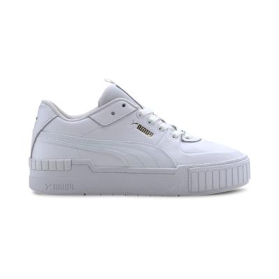 "Puma Cali Sport Wn's ""White"" 373871-01"