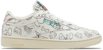 "Reebok Classics Club C 85 MU ""Tom & Jerry"" FX4011"