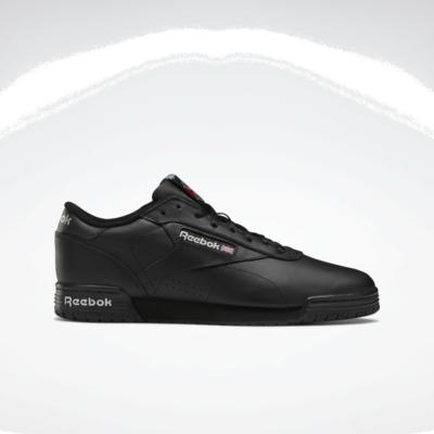 Reebok Ex-O-Fit Clean Logo INT Intense Black / Silver / Silver AR3168