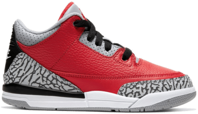 "Air Jordan 3 RETRO SE (PS) ""Fire Red"" CQ0487-600"