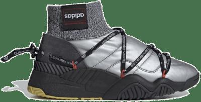 adidas Aw Puff Trainer Silver FV2960