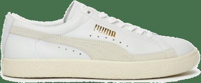 "Puma Basket 90680 Lux ""White"" 372894-01"