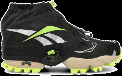 Reebok InstaPump Fury Trail Shroud Schoenen Black / True Grey 8 / Modern Beige EG3571
