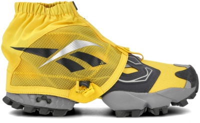 Reebok InstaPump Fury Trail Shroud Schoenen Toxic Yellow / Cold Grey 7 / Cold Grey 4 EG3572