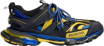 Balenciaga Track Black Yellow Blue 542023W1GC11080
