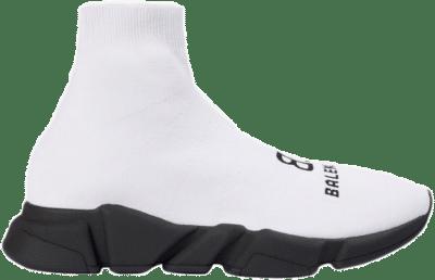 Balenciaga Speed Recycled White (W) 617238W2A519010