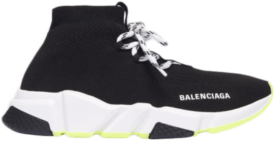 Balenciaga Speed Lace Up Yellow Sole (W) 559352 W1HP0 1000