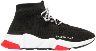 Balenciaga Speed Lace Up Red Sole (W) 559351 W1HP0 1000