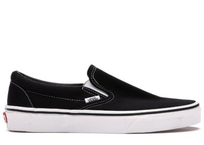 Vans Classic Slip On Black VN000EYEBLK