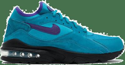 Nike Air Max 93 Size Tropical Teal 306551-360