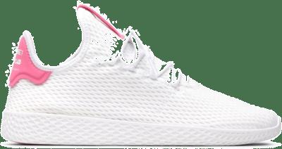 adidas Tennis Hu Pharrell Semi Solar Pink BY8714