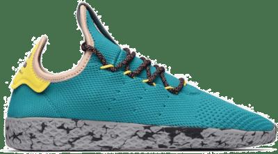 adidas Tennis HU Pharrell Teal CQ1872