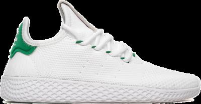 adidas Tennis HU Pharrell White Green BA7828