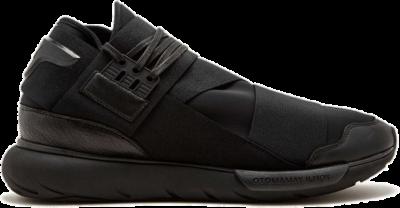 adidas Y3 Qasa High Triple Black S83173