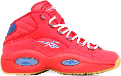 Reebok Question Mid Packer Shoes 'Practice Pt. 2' J-99078