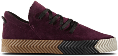 adidas AW Skate Alexander Wang Maroon BY8909