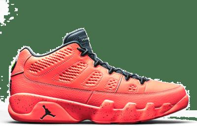Jordan 9 Retro Low Bright Mango 832822-805
