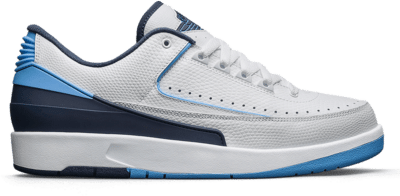 Jordan 2 Retro Low University Blue (2016) 832819-107