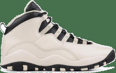 Jordan 10 Retro Heiress Pearl (GS) 832645-207