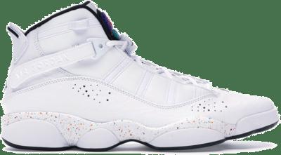 Jordan 6 Rings Confetti 322992-100