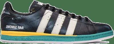 adidas Samba Stan Smith Raf Simons Black White Bright Blue EE7954