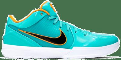 Nike Kobe 4 Protro Undefeated San Antonio Spurs CQ3869-300